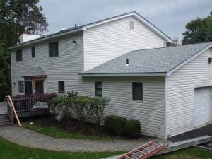 roofing and siding by Green Collar Contracting